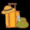 海外旅行スーツケースのサイズ、ソフトorハード、4輪or2輪おすすめは?