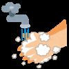 ノロウイルス感染を予防する為に家庭・外出先で出来る事と手洗い方法の確認